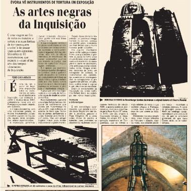 Le arti nere dell'Inquisizione